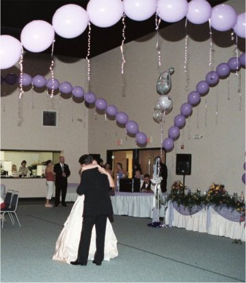 Balloon Arches For Weddings
