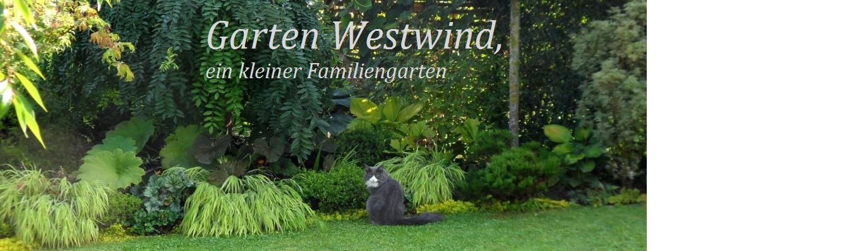 Garten Westwind, ein kleiner Familiengarten