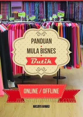 E-Book Panduan Mula Bisnes Butik (RM50)