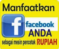 Cara Transaksi Isi Pulsa via Facebook di Server Pulsa Metro Reload Magetan