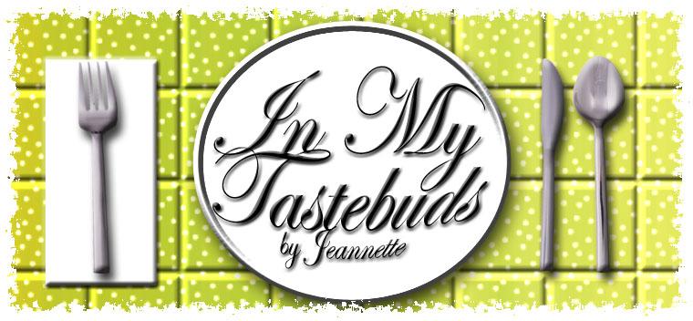 In My Tastebuds