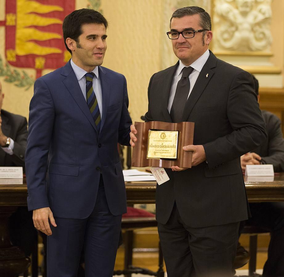 Premios Valladolid Ciudad Deportiva 2015