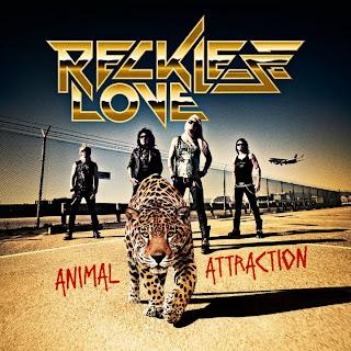 Críticas – Reckless Love se sube al podio del glam con 'Animal Attraction'