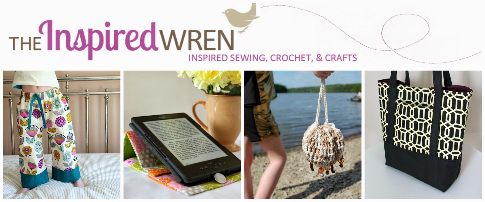 The Inspired Wren | Inspired sewing, crochet, & crafts.