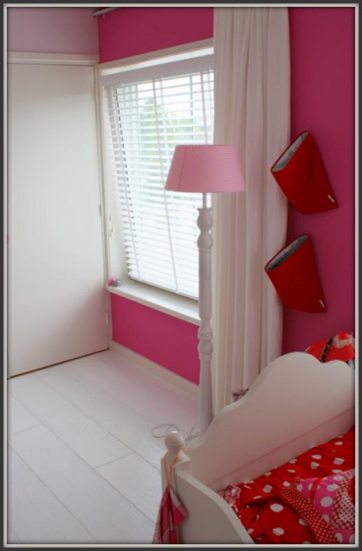 Villa brocante meisjeskamer - Kamer klein meisje jaar ...