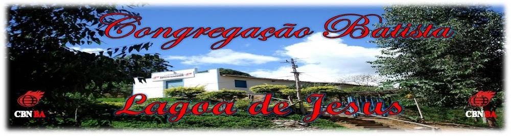 CONGREGAÇÃO BATISTA LAGOA DE JESUS