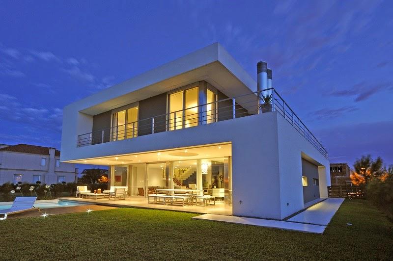 Casa cabo arquitectura minimalista vanguarda architects for Casas minimalistas en argentina