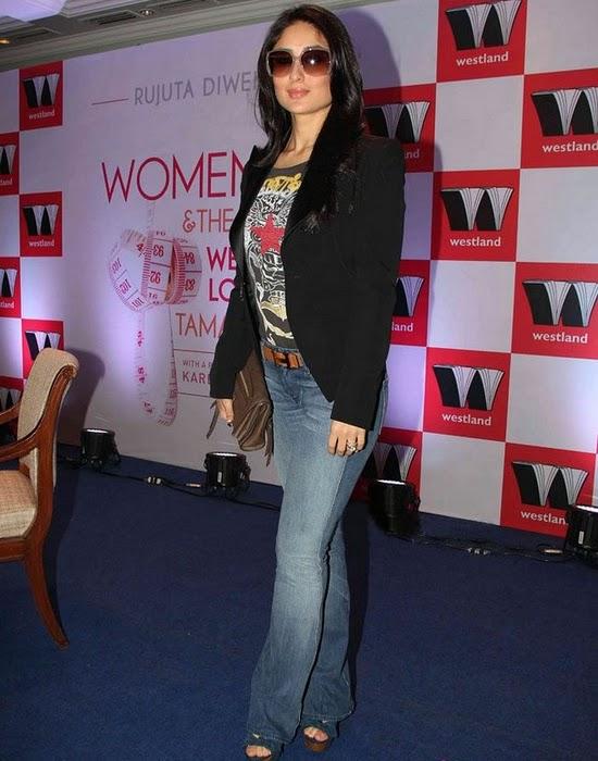Kareena Kapoor Jeans Cute Photos ~ Cinediary Actress Gallery