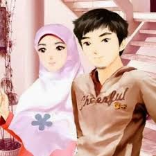 Gambar Pasangan Muslim Muslimah couple