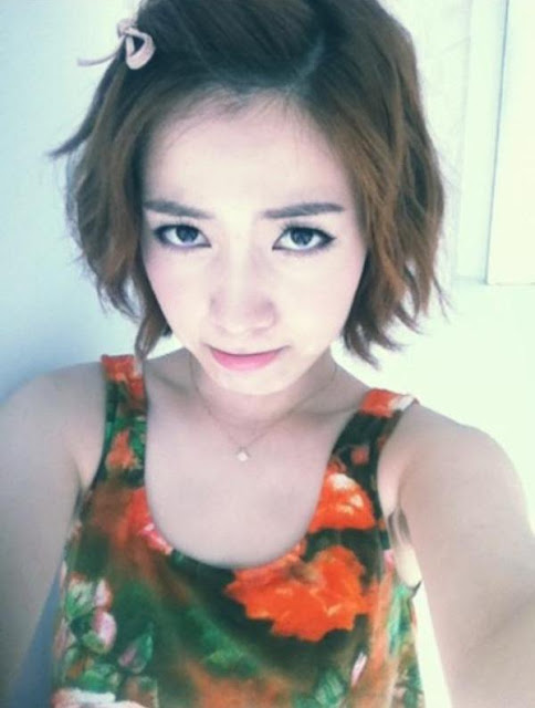 t-ara hwayoung selca picture