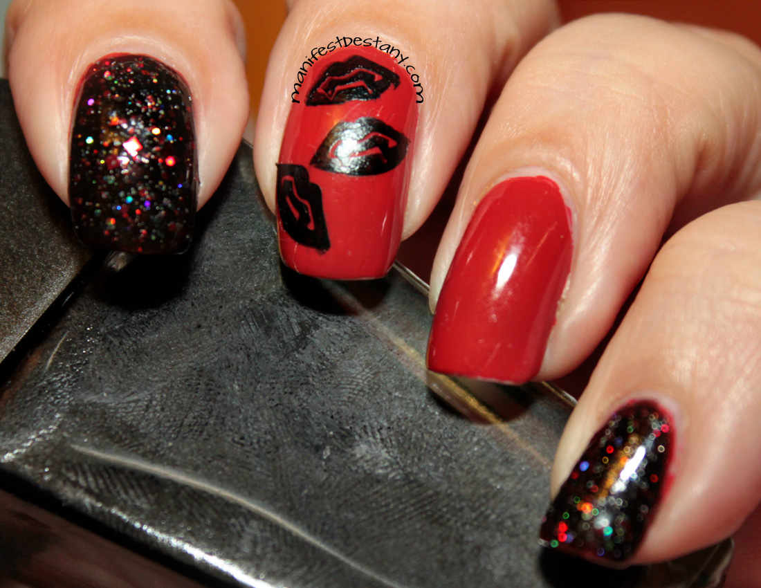 Sample Pretty Art Nails For Halloween - Nails Gallery