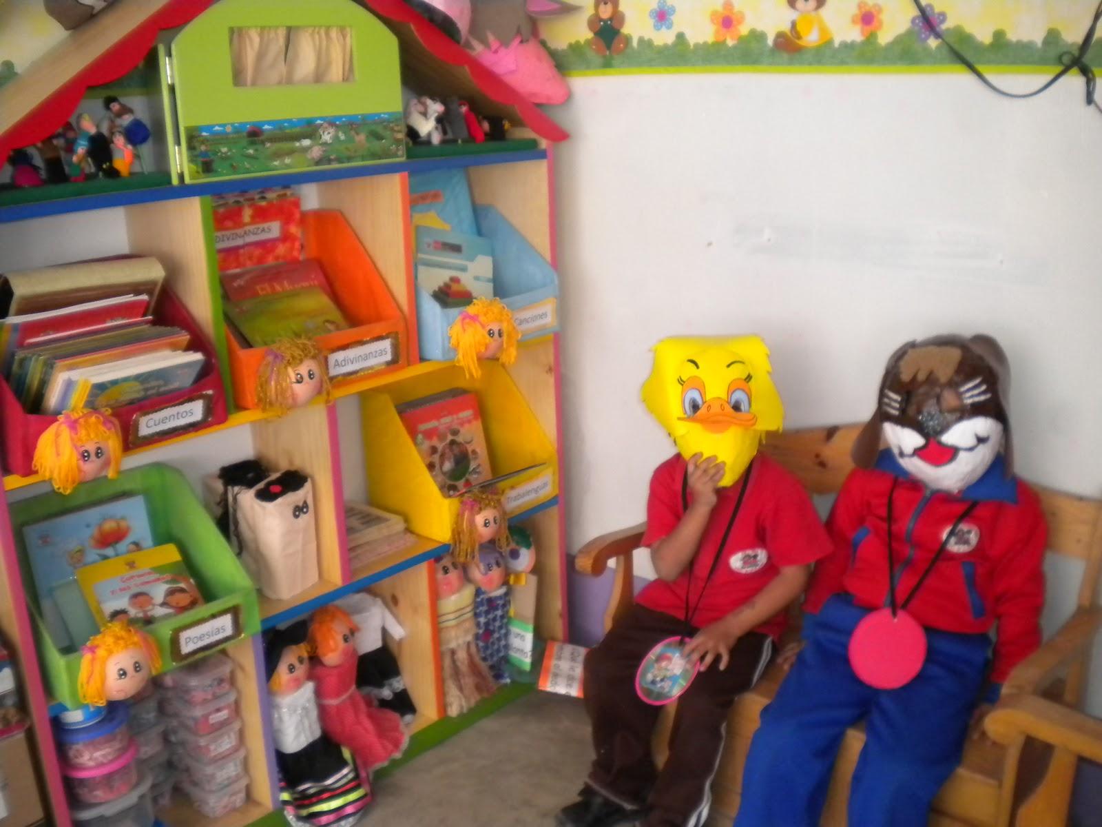 """CUNA JARDIN Nº 630 """"JUAN PABLO II"""": Ambientación del aula"""