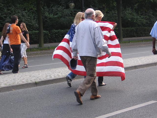 American in Berlin