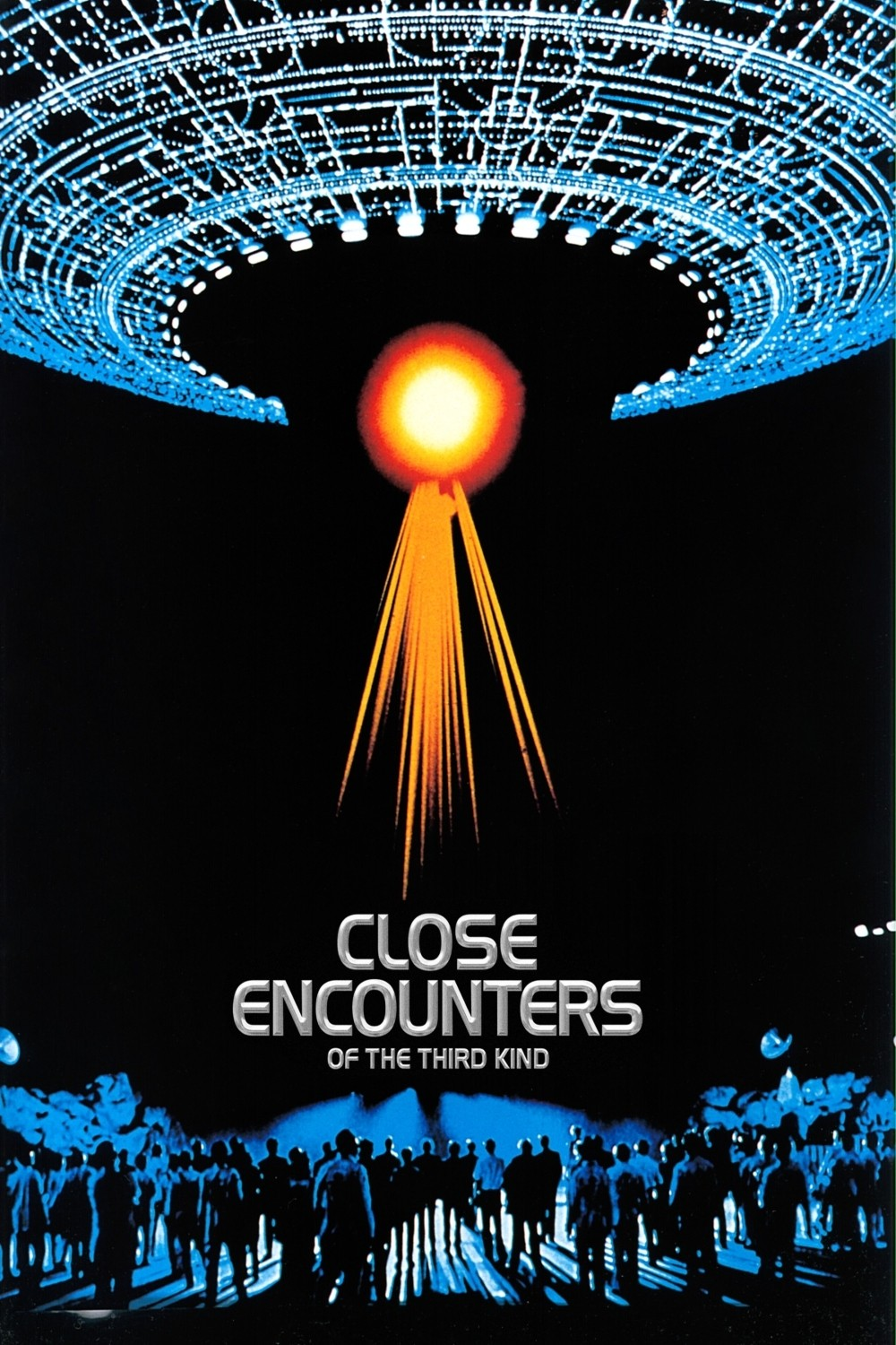 a film review of close encounters of the third kind This is the 40th anniversary of the theatrical release of this spielberg classic, now fully restored for this 4k release with the original 35mm.