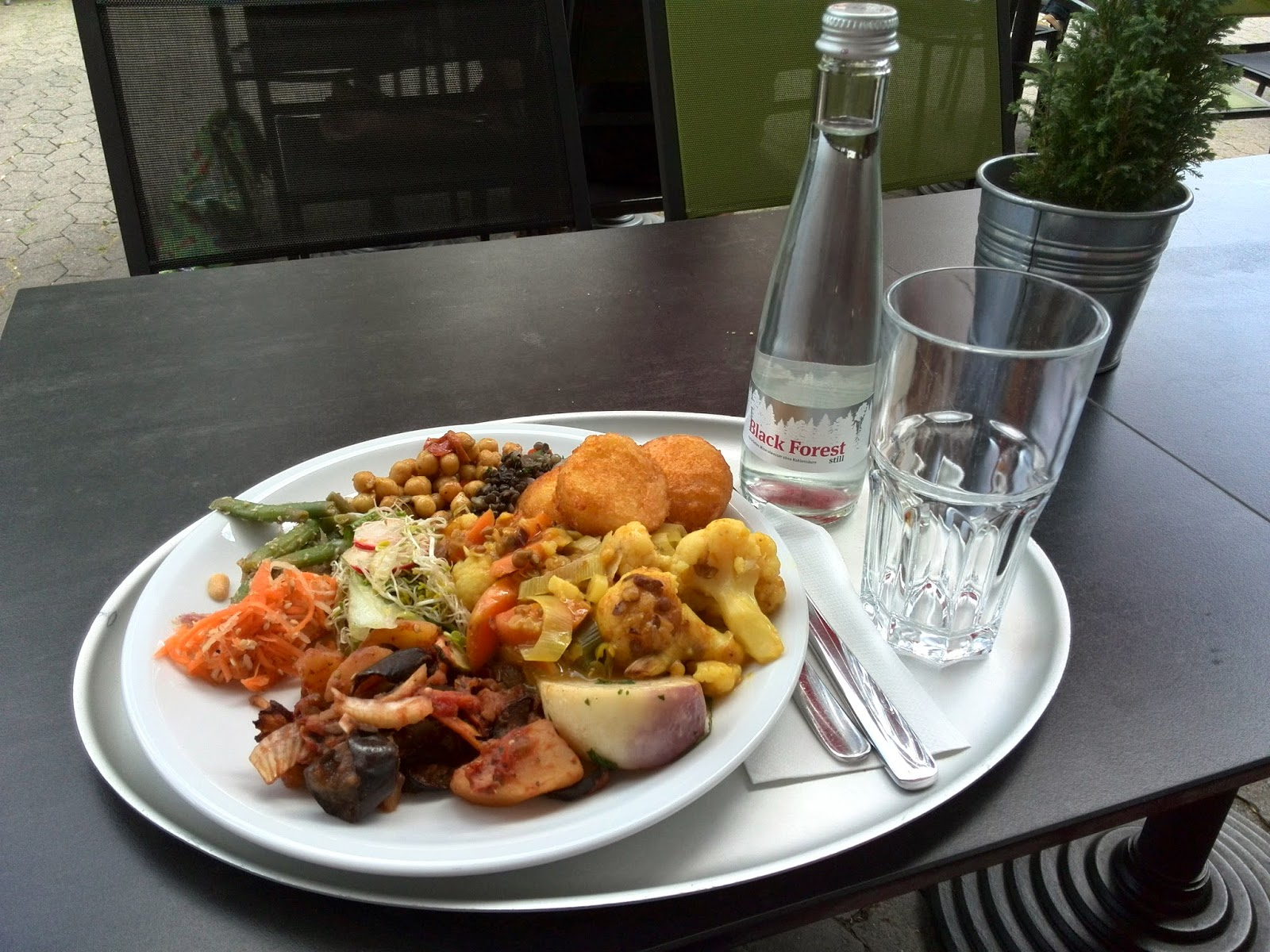 Ohne Tierleid mampfen - simpel und vegan: Vegan in Heidelberg