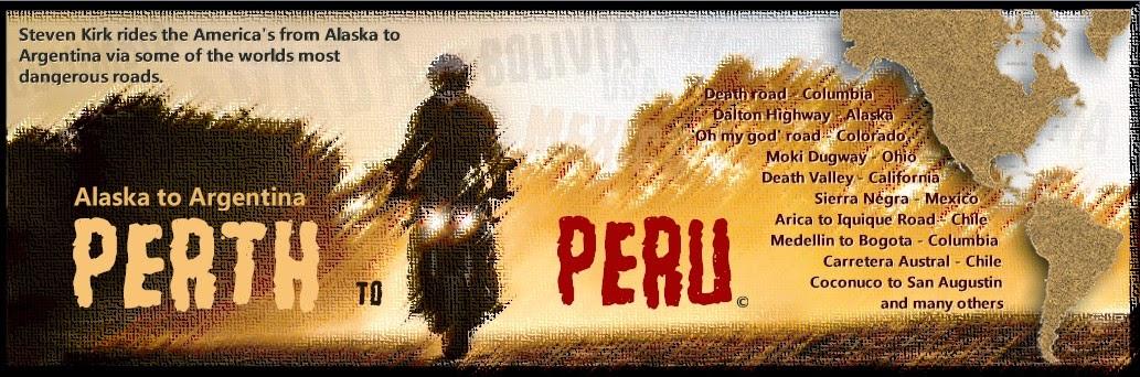 Perth to Peru