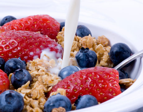 why the breakfast is the most What was more insightful was the finding that participants who made breakfast  their largest meal were less likely to be overweight or obese.
