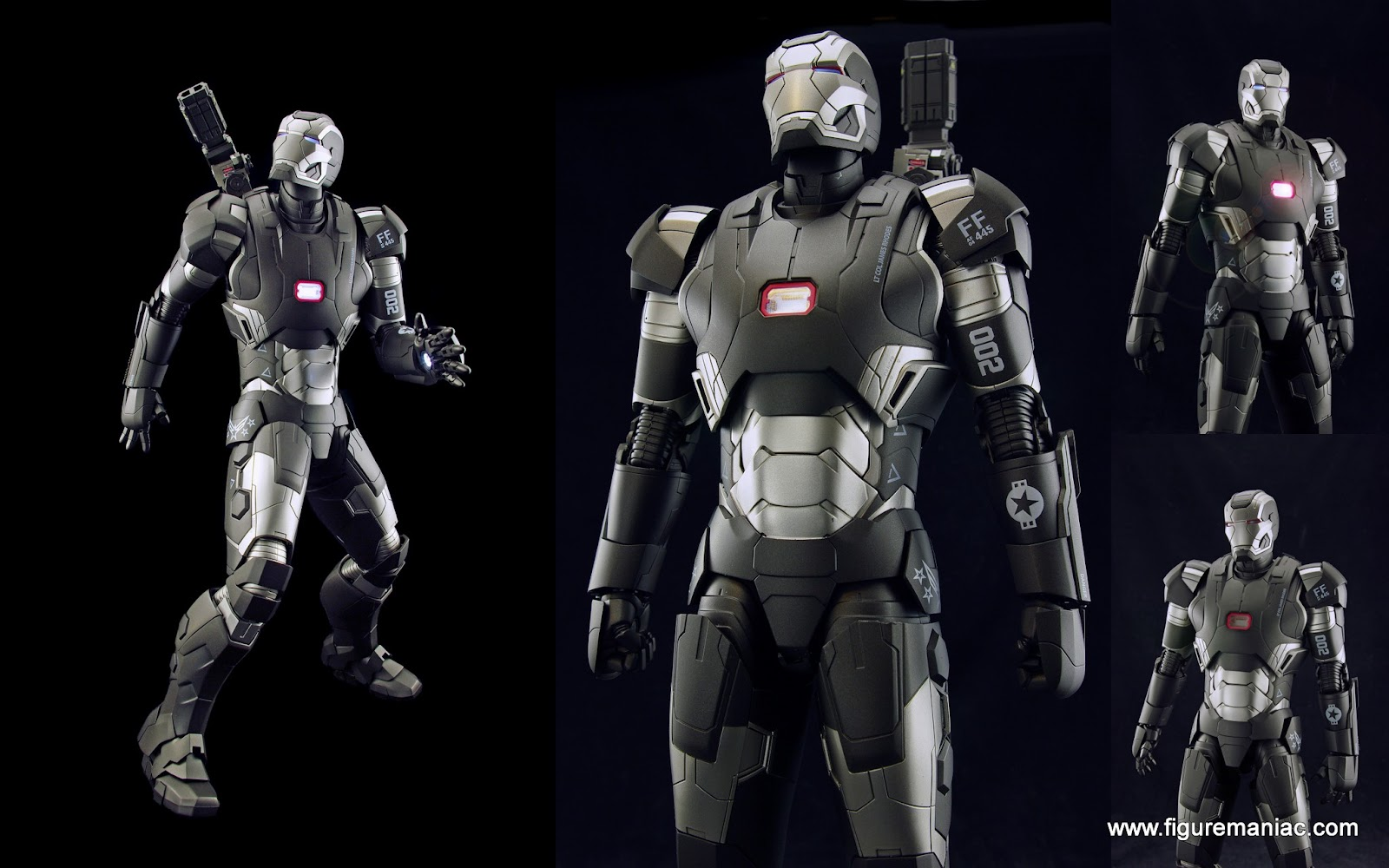 iron war machine 4