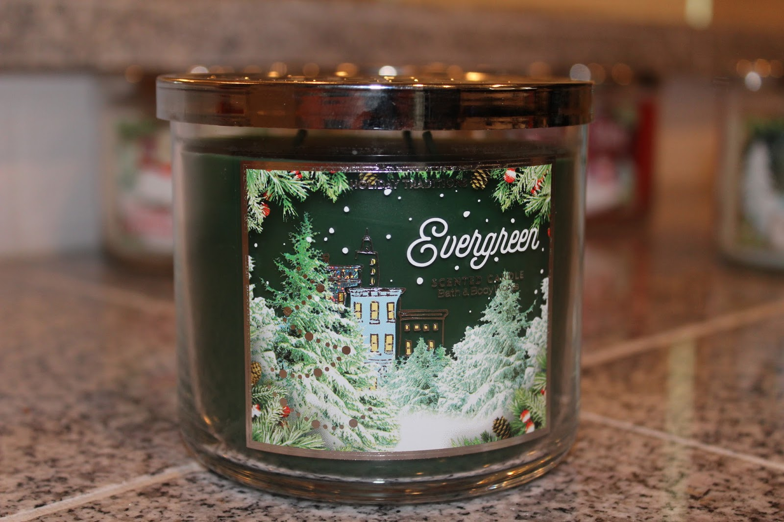 Earth to Kace: MY FAVORITE CHRISTMAS CANDLE SCENTS