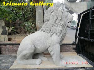 gambar untuk jual patung singa