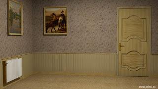 Habitación 3D classic