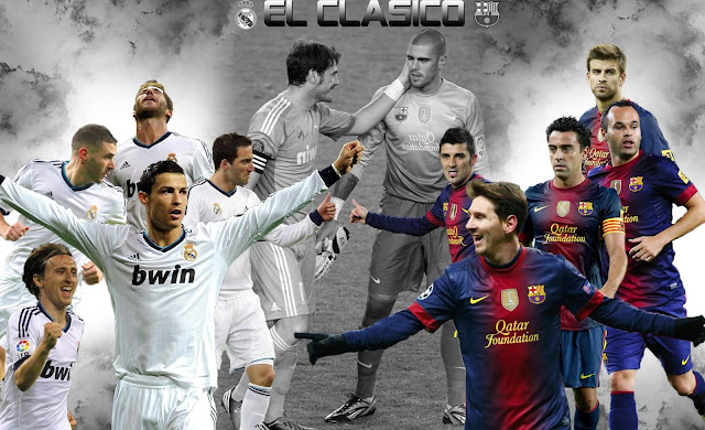 keputusan perlawanan el clasico barcelona vs real madrid semi final copa del ray 2013,separuh akhir copa del ray 2013 real madrid vs barcelona,video gol ronaldo vs barcelona