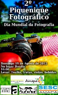 2º Piquenique Fotográfico