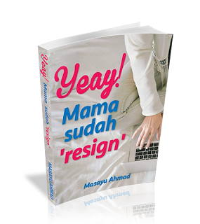 Ebook YEAY! MAMA SUDAH 'RESIGN'