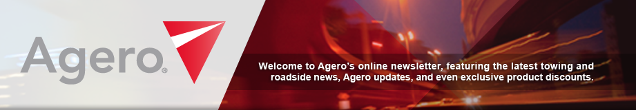 Agero Network News