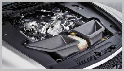 2017 Lexus LS 460 Release Date