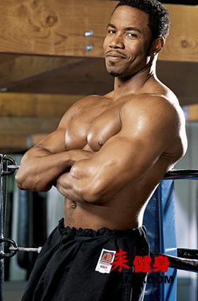 Michael Jai White Hot Body