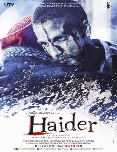 Ver Haider (2014) Online