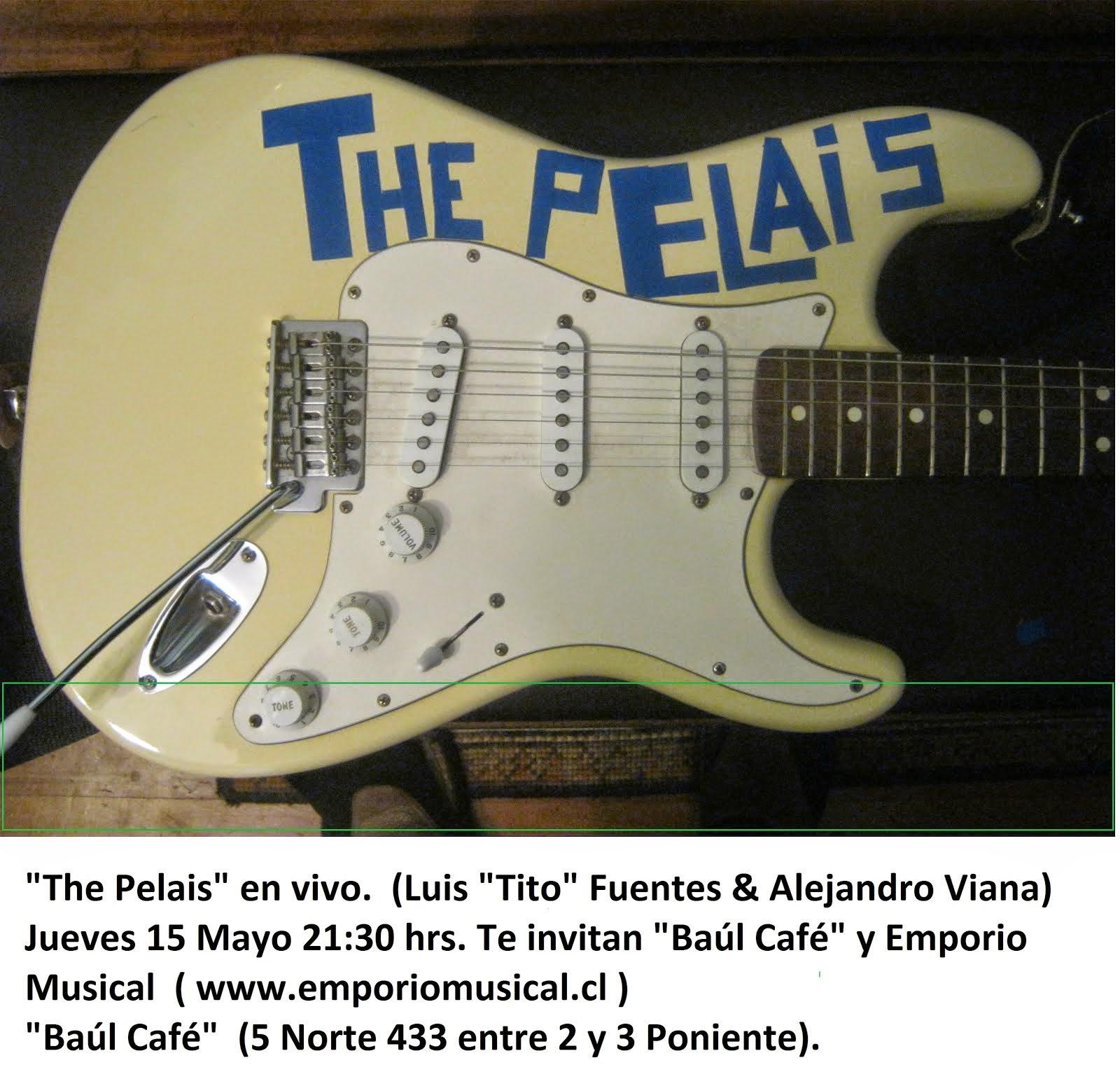 """""""The Pelais"""""""