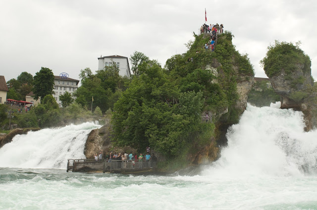 wisata, Air terjun,The Rhine Falls,Rheinfall,Switzerland,swiss