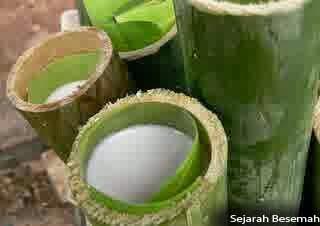 Bahan dan Cara Masak Lemang Sumatera