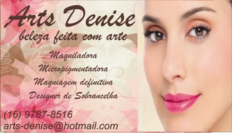 Arts Denise maquiagem definitiva
