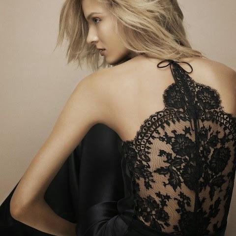 la perla lingerie dentelle noire boutique en ligne blog lingerie vanessa lekpa