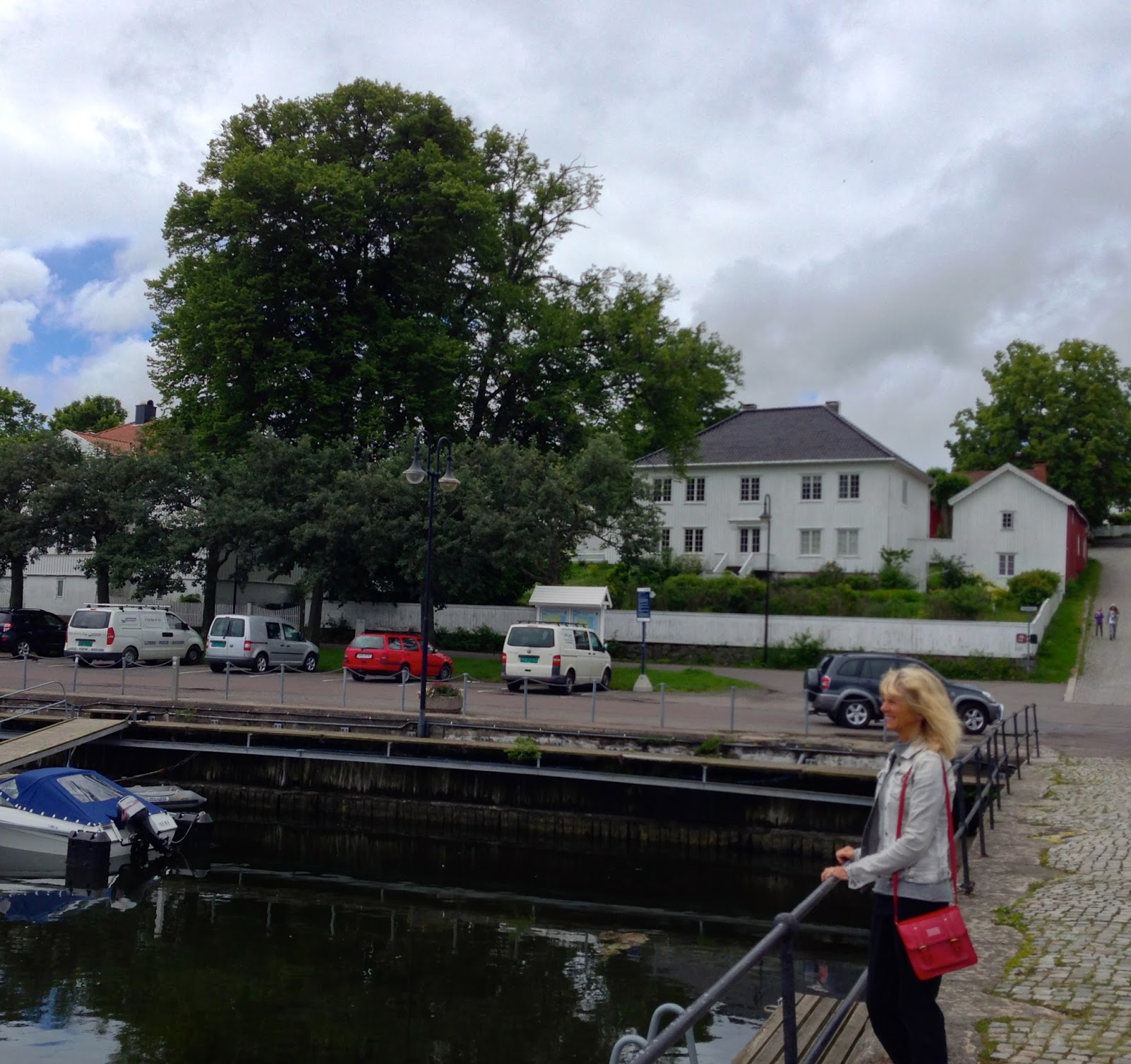 Asgardstrand Norway  City new picture : One of Munch´s most famous paintings are