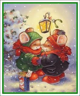 Imagens para decoupage de natal