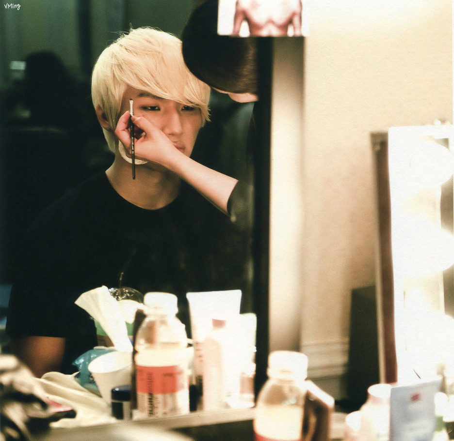 Daesung: Alive Tour in Seoul Photo Book Scans [PHOTOS]
