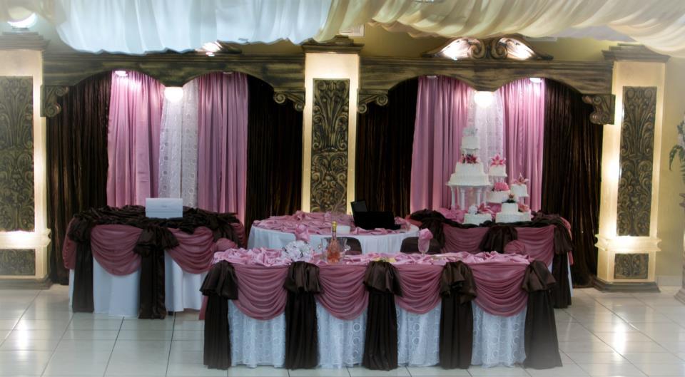 Rincon Real Hall Decorations