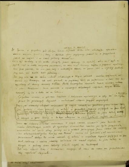 Rękopis Krzyżaków Henryka Sienkiewicza