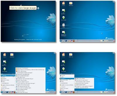 Mandriva Linux One 2010.0 Gnome v.2.28 MiniOS