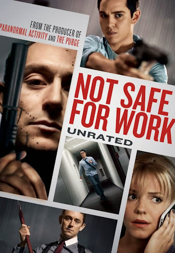 Not Safe for Work (DVDRip Inglés Subitulada) (2014)