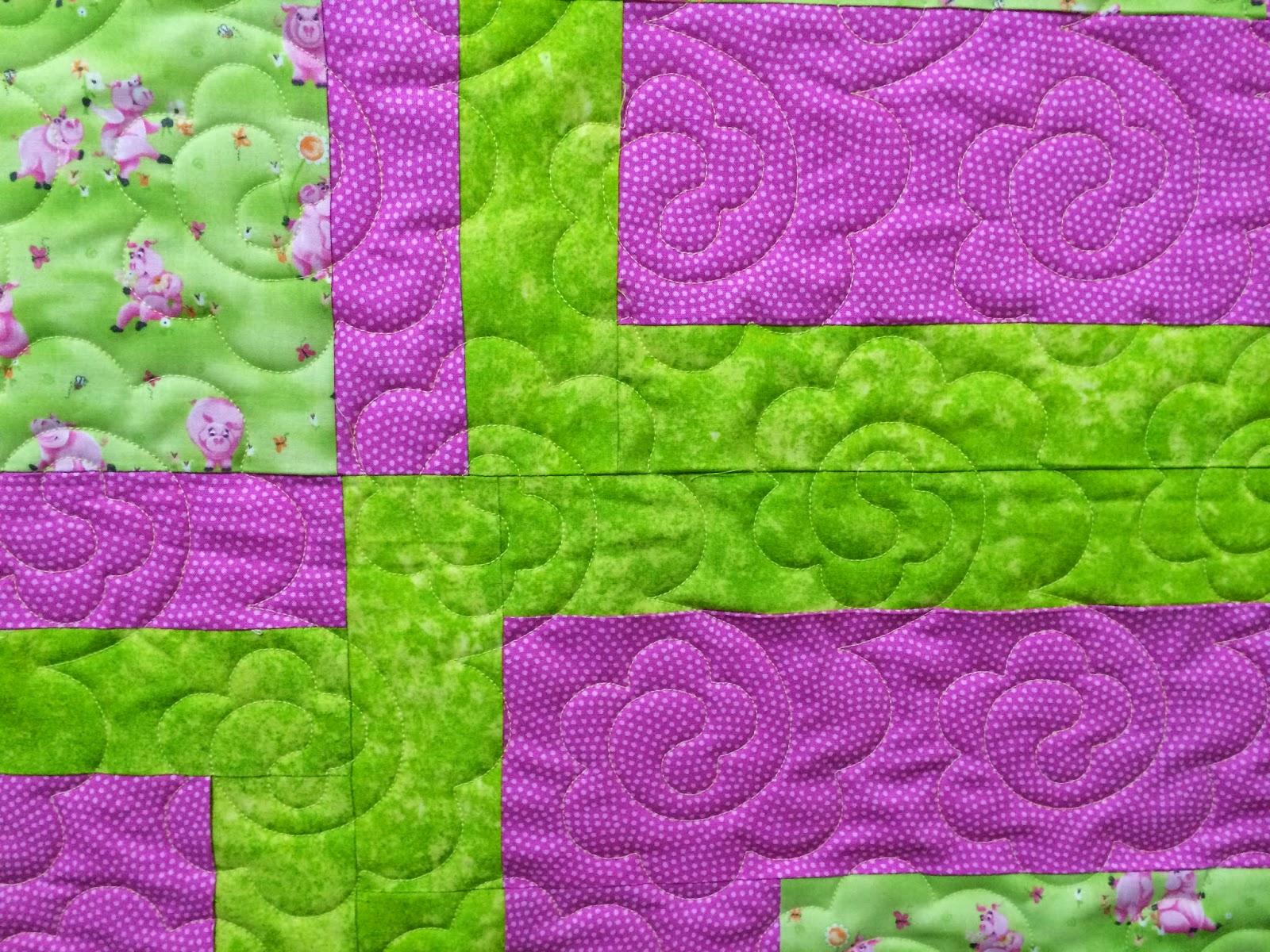 Beth Robertson's Little Pig Quilt