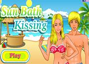 juegos de besos Sun Bath Kissing
