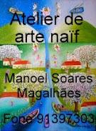 Oficina de Sonhos Manoel Soares Magalhães