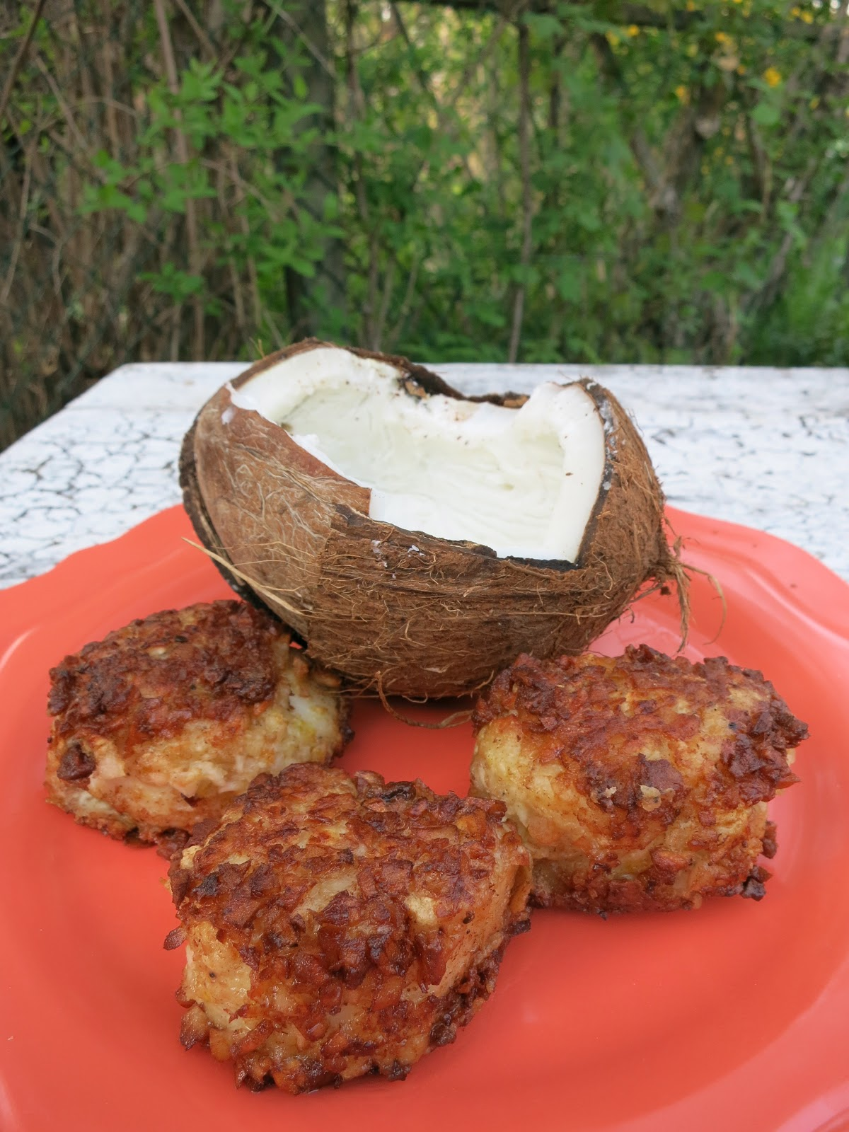 coconut how to open and eat