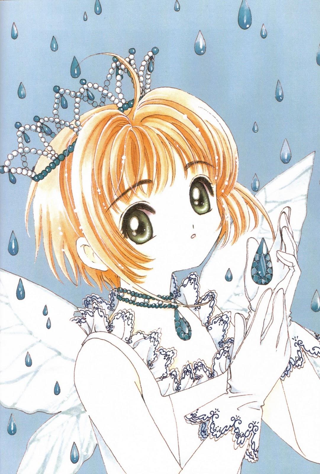 anime       cardcaptor sakura  kinomoto sakura