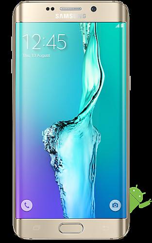 Samsung Galaxy S6 Edge Plus Gold